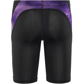Nike Swim Cumulus Jammer Boys Court Purple